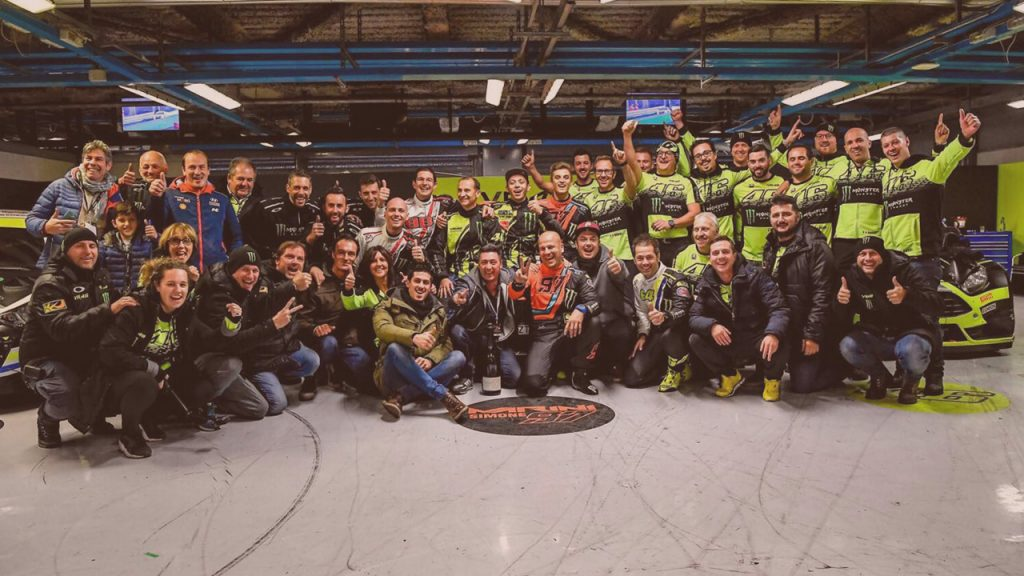 Monza Rally Show - Team VR46